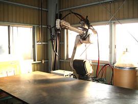 パナソニック 溶接ロボット