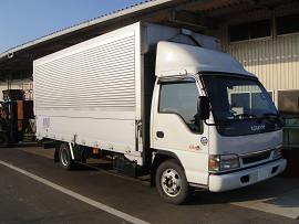 いすゞ 3トントラック